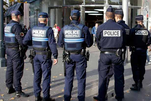 Highest Trained Police Forces France