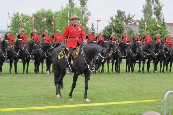 Highest Trained Police Forces RCMP