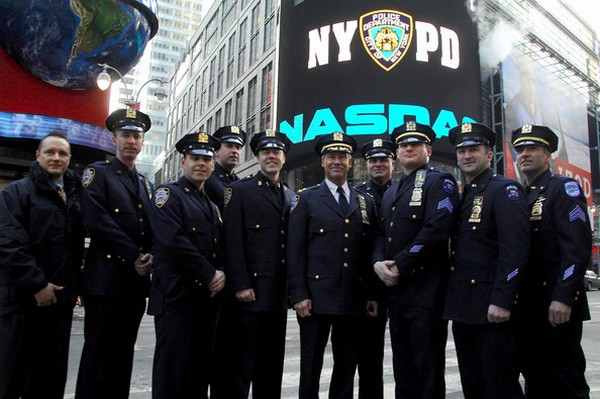 Highly Trained Police Forces NYPD