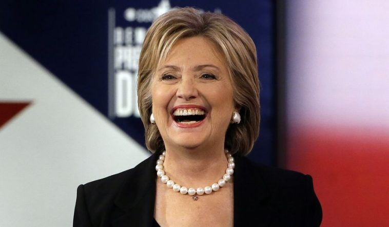 a brief overview of hillary clinton the representative of the democratic party in the next president Hillary rodham clinton would obviously be a formidable presidential why hillary clinton would be strong in 2016 (it's not her favorability ratings.