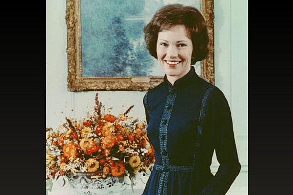 Hottest First Ladies Rosalynn Carter