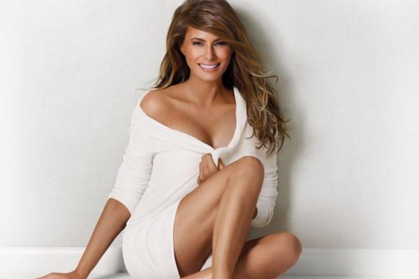 Hottest First Lady Melania Trump