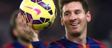 Lionel Messi Richest Footballers