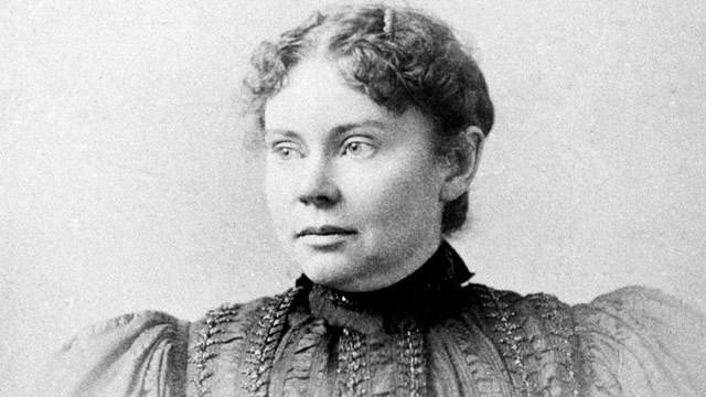 Lizzie Borden Notorious Female Criminals