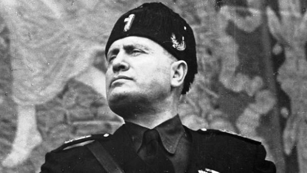 Meanest Dictators Benito Mussolini