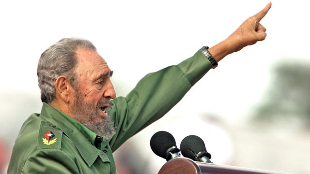 Meanest Dictators Fidel Castro
