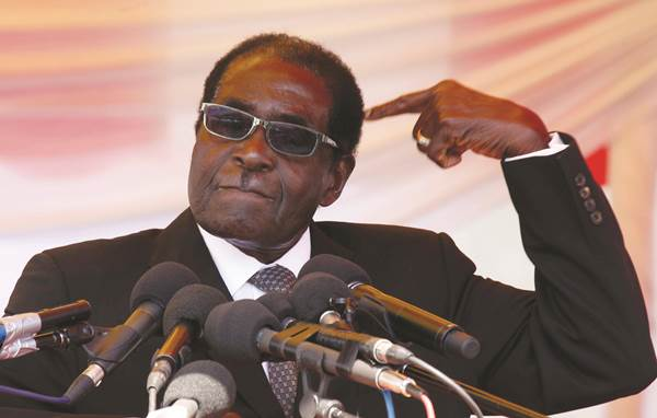 Meanest Dictators Robert Mugabe