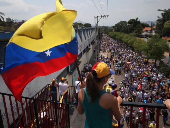 Most Corrupt Countries 2016 Venezuela
