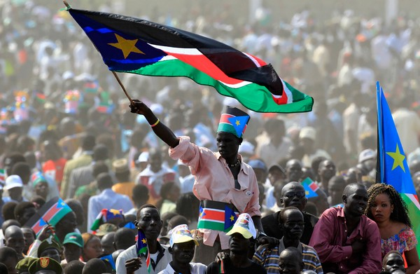 Most Corrupt Countries South Sudan