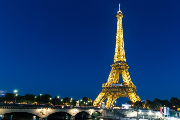 Most Iconic Buildings Eiffel Tower