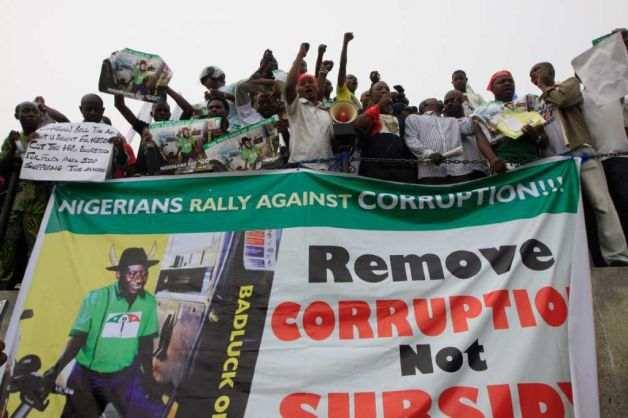 Nigeria Most Corrupt Countries 2016