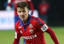 Aleksandr Golovin (Russia)