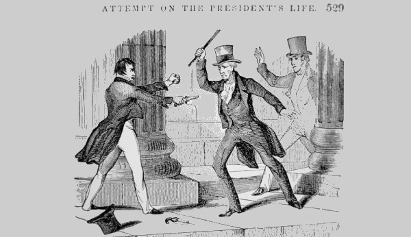 Andrew Jackson Failed Assassination Attempts