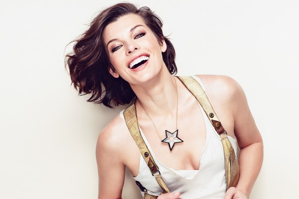 Awesome Milla Jovovich Hot