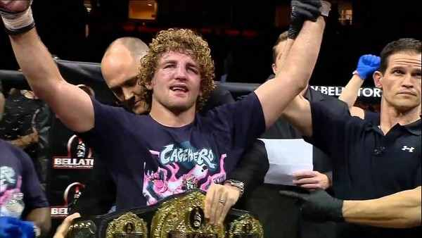 Ben Askren MMA Fighters Outside The UFC