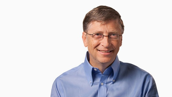 Bill Gates Most Influential People