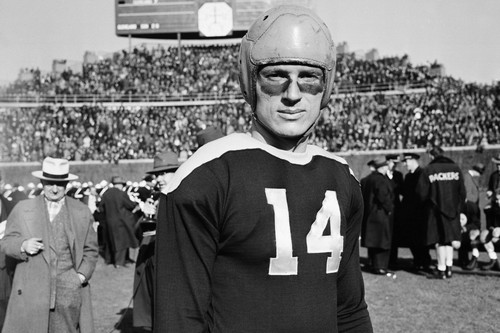 Don Hutson Best NFL Players