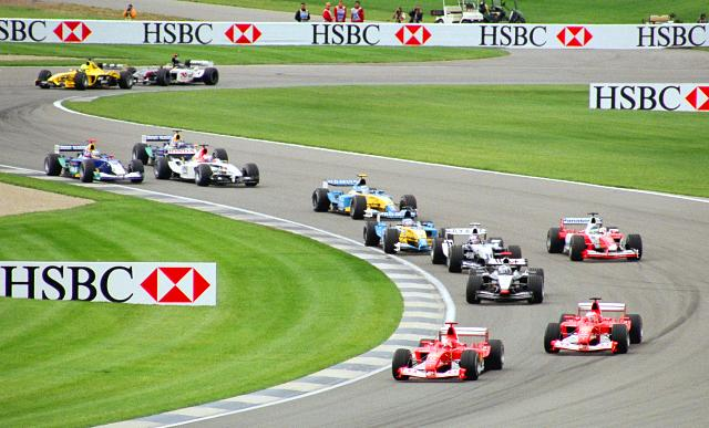 Formula one Hardest Sports to Play