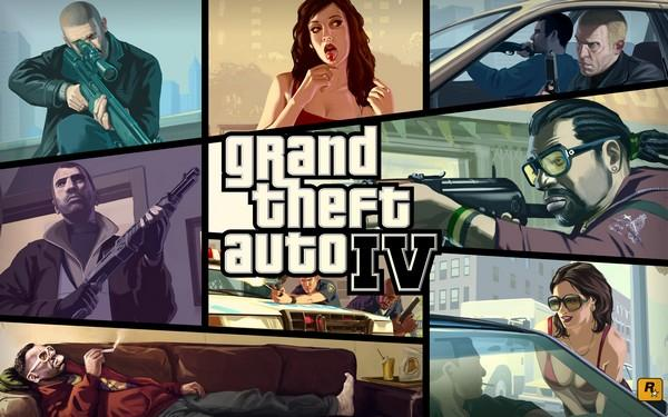 Grand Theft Auto IV - Episodes of Liberty City