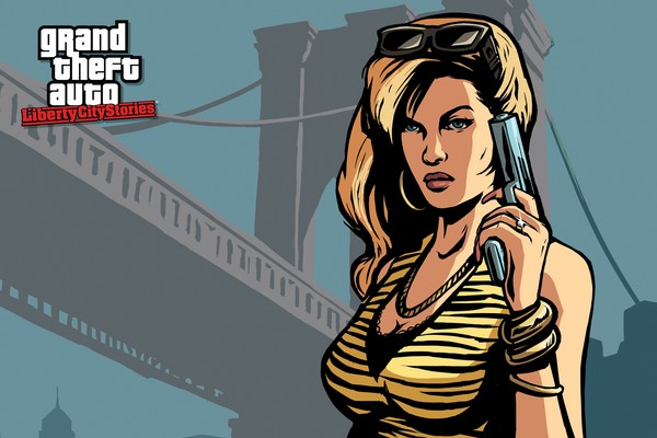Grand Theft Auto Liberty City Stories