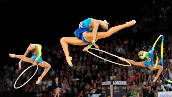 Gymnastics Hardest Sports to Play