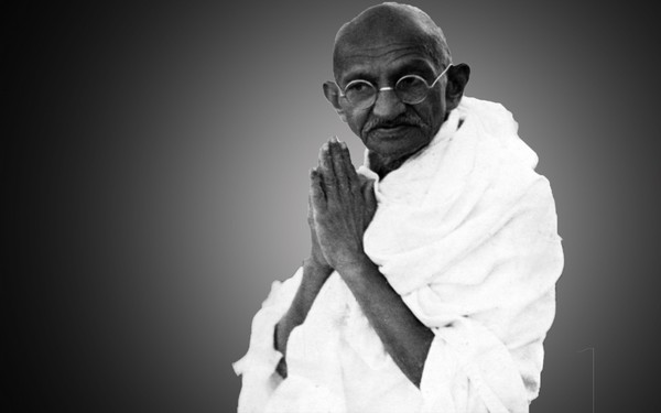 Influential Leaders of the Modern World Gandhi
