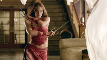 Jennifer Garner in Elektra