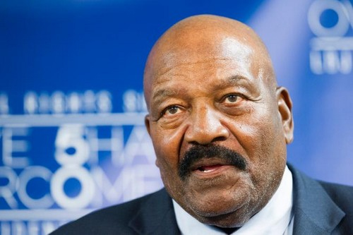 Jim Brown Best NFL Players
