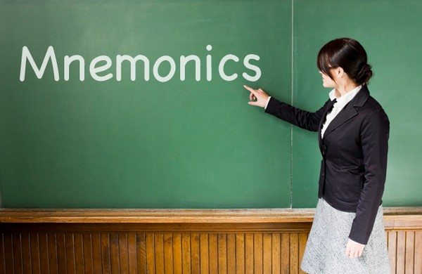 Memory and Mnemonic Devices