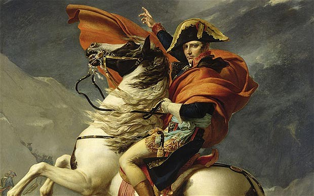 Napoleon Bonaparte Inspirational Leaders of the Modern World