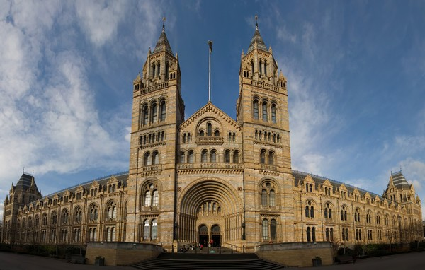 Natural History Museum Visit in London