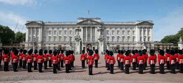 Places to Visit in London Buckingham Palace