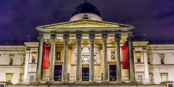 Places to Visit in London National Art gallery