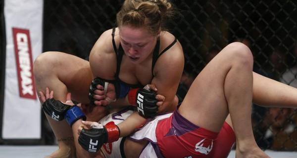 Ronda Rousey vs Miesha Tate