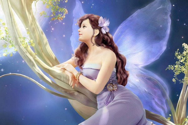 Top 10 Mythical Creatures Fairies