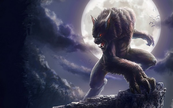 Top 10 Mythical Creatures Werewolves