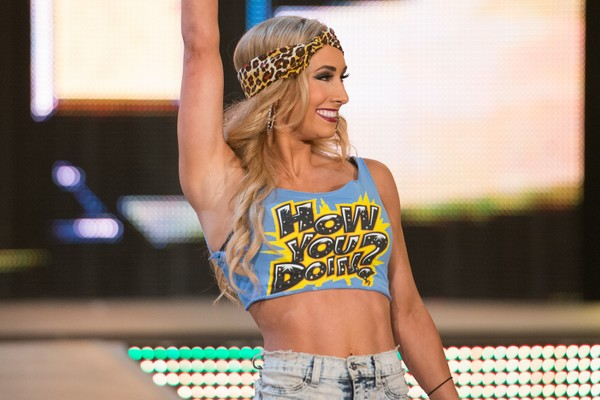 Carmella Hottest Women of WWE