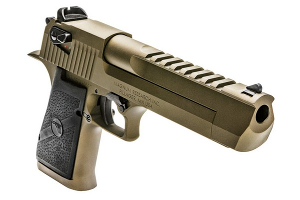 Top 10 Handguns Ever Made