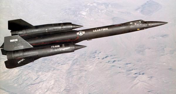 Lockheed YF-12 Fastest Aircrafts