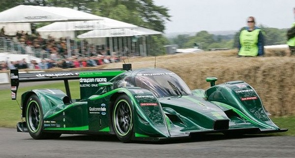 Lola Drayson Racing B12 / 69