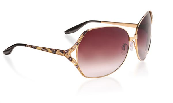 Lugano Diamonds Sunglasses