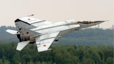 Mikoyan MiG-25 Fastest Aircrafts