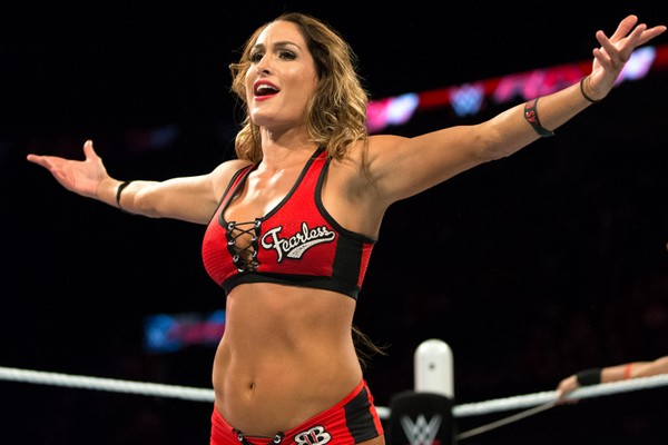 Nikki Bella Hottest Women of WWE