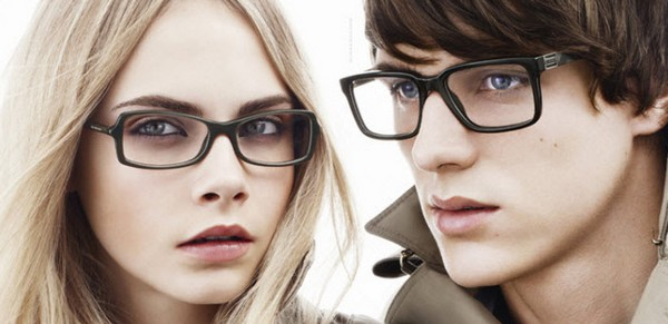 Renowned Trendy Eyewear Brands Burberry