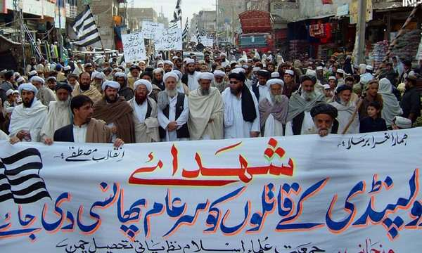 sectarian violence in pakistan essay This essay examines the effects of the saudi-iran rivalry on sunni-shia relations in pakistan the essay middle east is not a sectarian sectarian violence.
