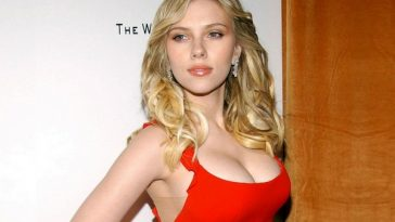 Sexiest Hollywood Actresses Scarlett Johansson