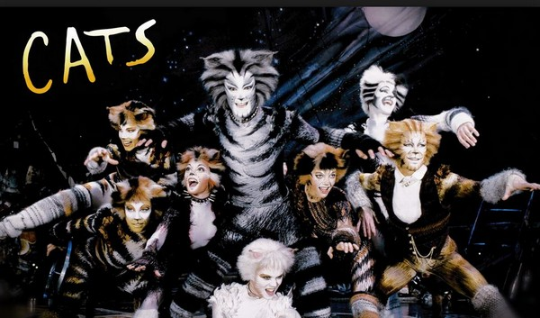"Broadway show literally called ""Cats"""