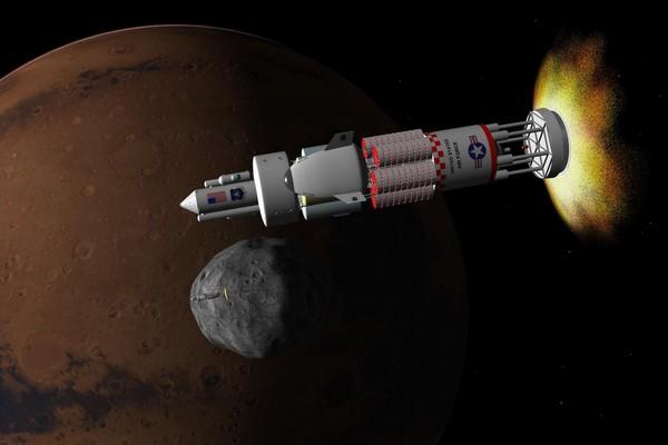 Top 10 Conceptual Spacecraft Engines - Wonderslist