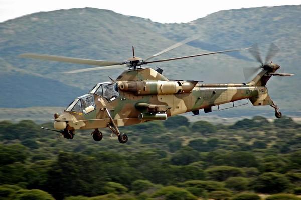 Denel AH-2 Rooivalk (South Africa)