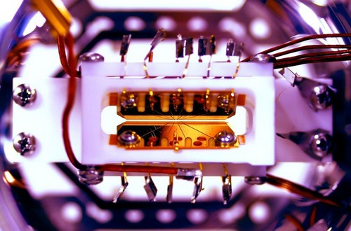 First Programmable Quantum Computer
